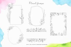 Tropical blossom graphic collection Product Image 5