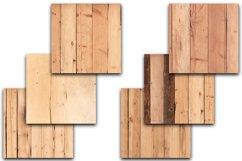 Wood backgrounds set, textures bundle Product Image 3
