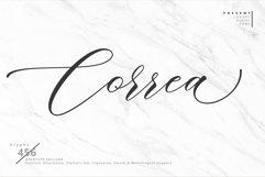 Correa Script Product Image 1