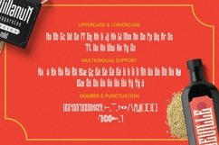 Web Font Hearteater Font Product Image 4