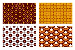 12 Retro Patterns Product Image 4