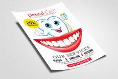 Dental Care Center Flyer Product Image 2
