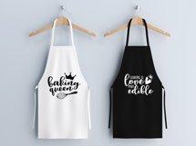 Happy Kitchen SVG Cut File Bundle Product Image 6