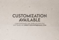 Clean Minimal Business Card Product Image 6