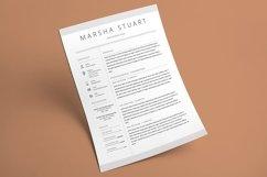 Elegant MS Word Resume  Product Image 3