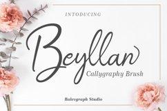 Beyllan Calligraphy Brush Product Image 1