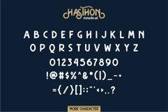 Hasthon - Vintage Fonts Product Image 6