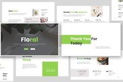 Florist Google Slides Presentation Product Image 3