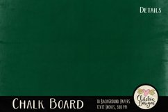Chalkboard Texture Background Papers Product Image 5