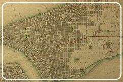 Vintage Antique City World Maps! 32 JPG Files Product Image 3
