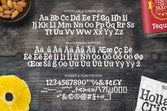 Web Font Signy Stone Font Product Image 5