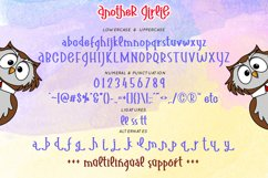 Another Girlie - Cute Handwritten Font Product Image 6