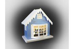 One more sleep Christmas house Product Image 3