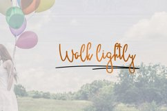 JustBecause font family Product Image 5