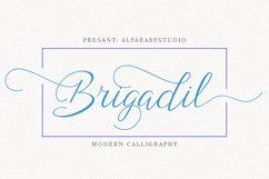 Authenthic Font Bundle Product Image 2