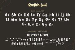 Radish Product Image 6