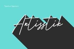 Body Won't Stop - Signature Font Product Image 5