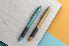 Colorful Pens Mockup Product Image 5