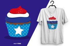 4th of July T-Shirt Design | 4th of July Sublimation Shirt Product Image 3