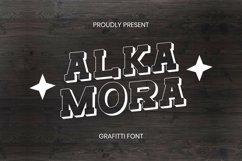 Web Font Alkamora Font Product Image 1