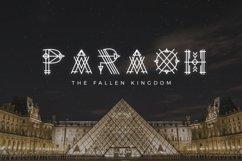 Paraoh - Sacred Font Product Image 4