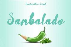 Sambalado Script Product Image 1