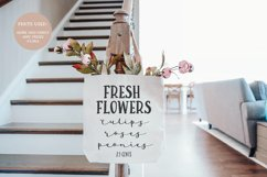 AIRY FRESH Distressed Farmhouse Font Product Image 4