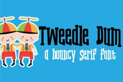 ZP Tweedle Dum Product Image 1