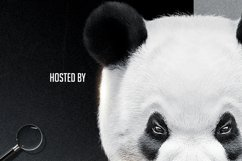 Panda   Conceptual Cover Template Product Image 4