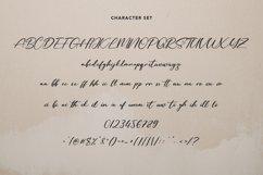 Constatic Signature Font Product Image 4