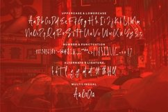 Web Font Golby - A Modern Handwritten Font Product Image 6