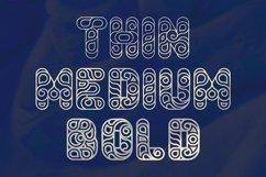 Conello - Display Font Product Image 2