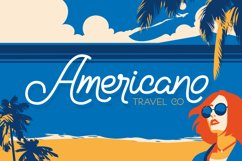 Holiday Travel Font Duo Product Image 4