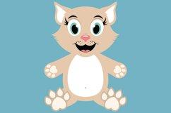 Cat and Dog Bundle SVG Cut Files, pet clipart Product Image 5