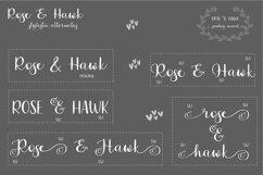Rose & Hawk Product Image 3