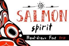 Salmon Spirit Product Image 1
