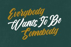 The Anthelope - Retro Bold Script Font Product Image 6
