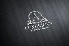 Luxurious Royal Logo 39 Product Image 1