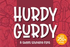 Hurdy Gurdy Product Image 1