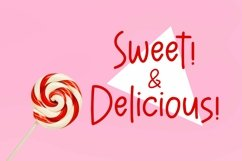 Web Font CandyBar - Quirky Font Product Image 2