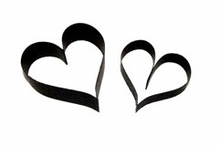 15 Paper Hearts Crafter Background Photographs Product Image 4