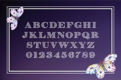 SATI font Product Image 2