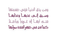 Tareef - Arabic Typeface Product Image 6