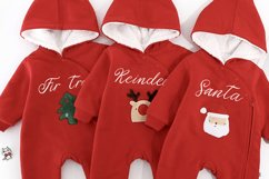 Christmas Eve. Holiday Script font. Product Image 4