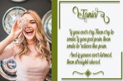 Vanilla Premium Font Product Image 5