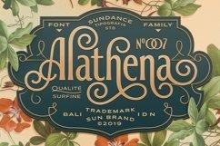 Alathena Font Family Product Image 1