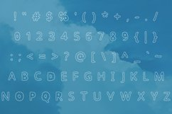 Cloudy handwritten font Product Image 3