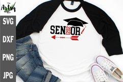 Senior 2021 svg cut file Senior shirt 202, Graduation shirt Product Image 1