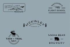 Denali | A Wild Alaskan Sans-Serif Product Image 4