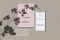 Wedding Invitation Suite Mockup Product Image 2